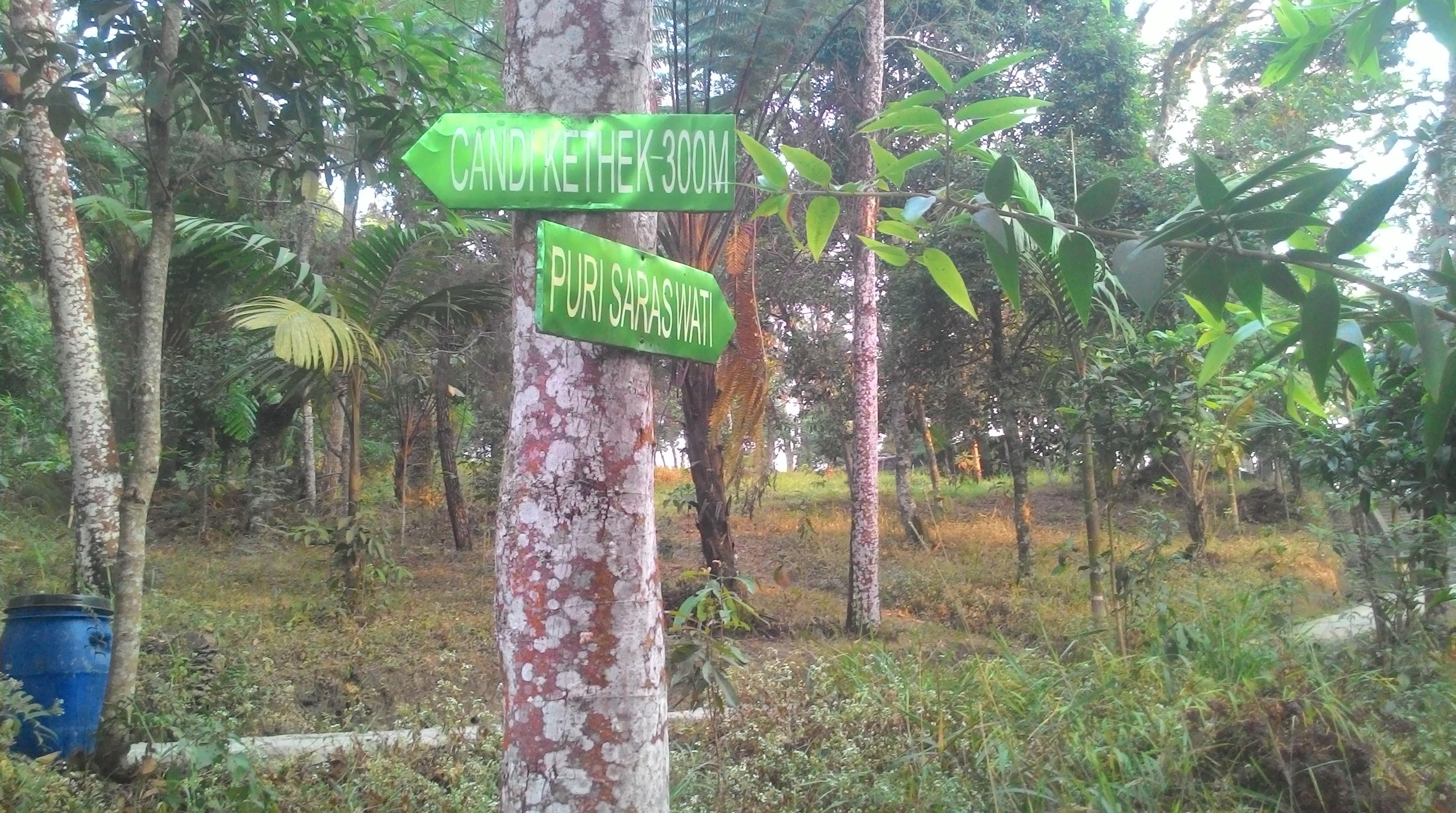 Candi Kethek Karanganyar Jawa Tengah Myrepro Komplek Puri Saraswati Taman