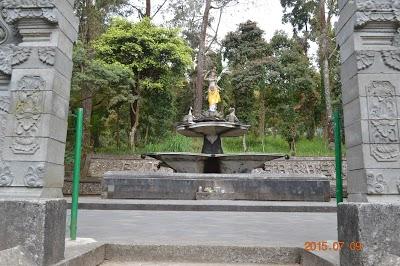 Puri Taman Saraswati Jawa Tengah Indonesia Kab Karanganyar