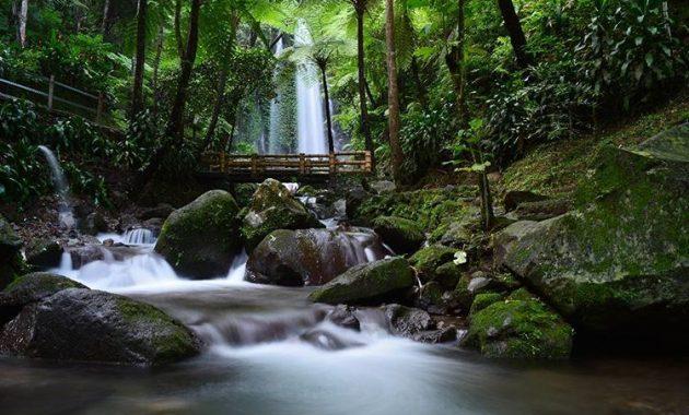 14 21 Destinasi Wisata Alam Solo Taman Air Terjun Salatiga