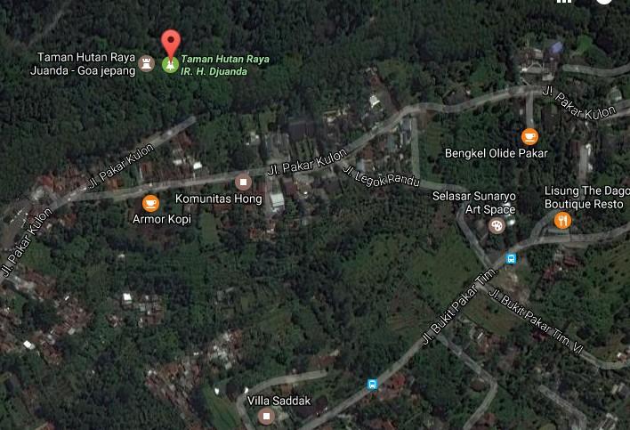 Pesona Keindahan Wisata Taman Hutan Raya Tahura Carita Demikianlah Sedikit