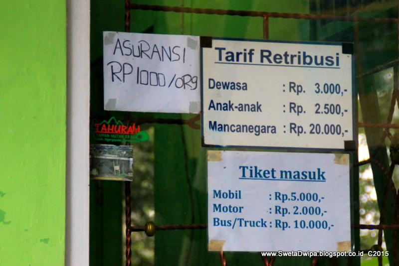 Sekar Rinonce Taman Hutan Raya P Mangkunagoro Belajar Kawasan Berada