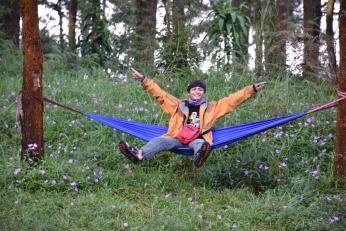 Tahura Suka Jalan Je Bersama Dongjo Adventure Camping Ceria Taman