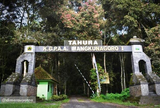 Tahura Taman Hutan Raya Kab Karanganyar
