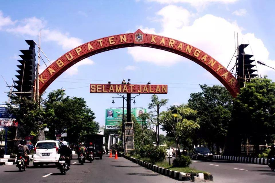 Karanganyar Dab Penyo Blog Image Taman Pancasila Kab