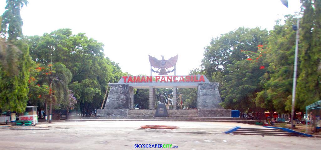 Karanganyar Jawa Tengah Flickr Antok Hermawan Taman Pancasila Kab