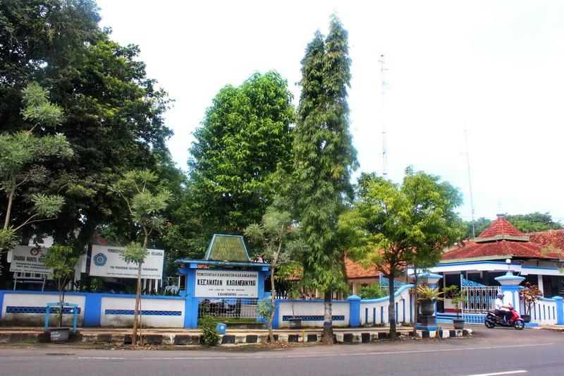 Kecamatan Karanganyar Kec Taman Pancasila Kab