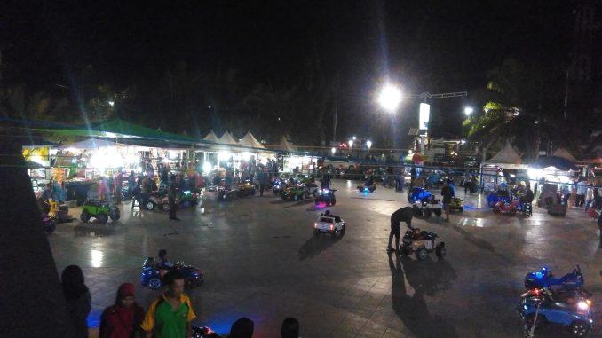 Mari Berwisata Taman Pancasila Karanganyar Kelurahan Kab