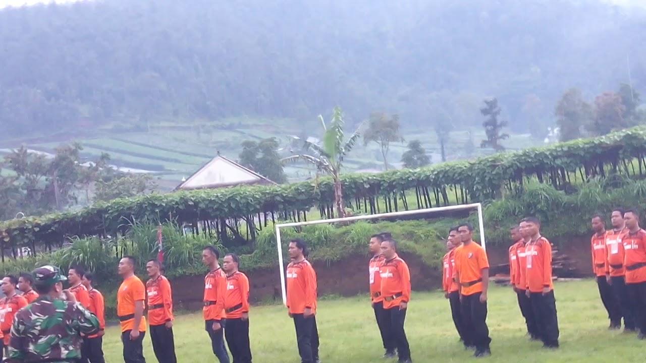 Pelatihan Pbb Pemuda Pancasila Kabupaten Karanganyar 2017 Youtube Taman Langit
