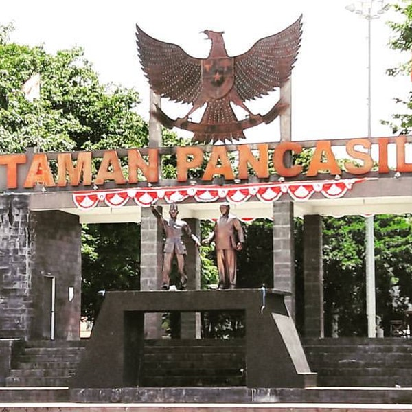 Photos Taman Pancasila Park Karanganyar Photo Joko Tri 12 1