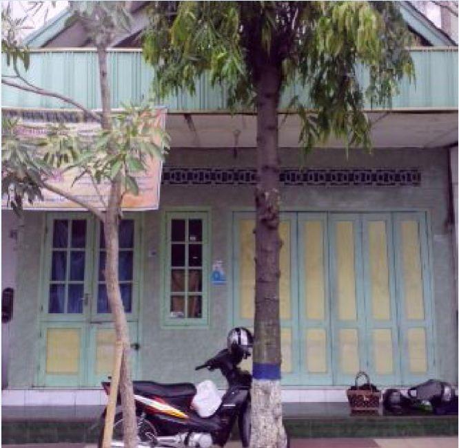 Rumah Dijual Jl Lawu Karanganyar Depan Taman Pancasila Solo Kab