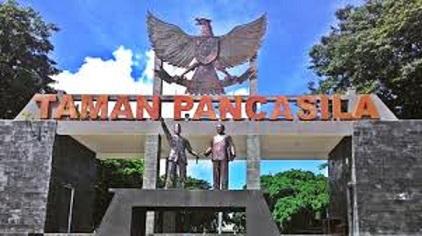 Sejarah Taman Pancasila Karanganyar Kab