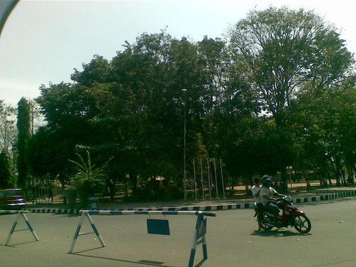 Taman Pancasila Karanganyar Kota Kab
