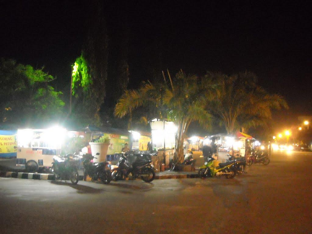 Taman Pancasila Karanganyar Night Mapio Net Kab