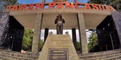 Tempat Wisata Karanganyar Indah Menyenangkan News Taman Pancasila Kab