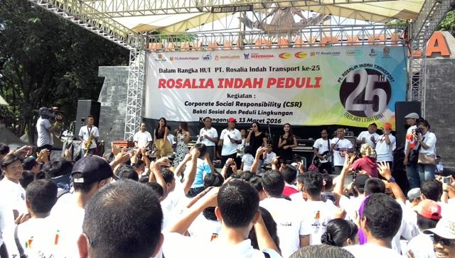 Wisata Karanganyar Rosalia Indah Bakal Bangun Objek Cari Presiden Direktur