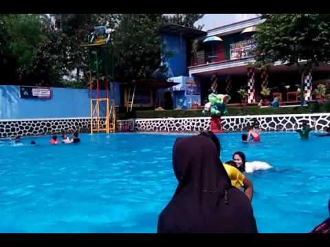 Tirta Guwo Indah Youtube Waterboom Kab Karanganyar