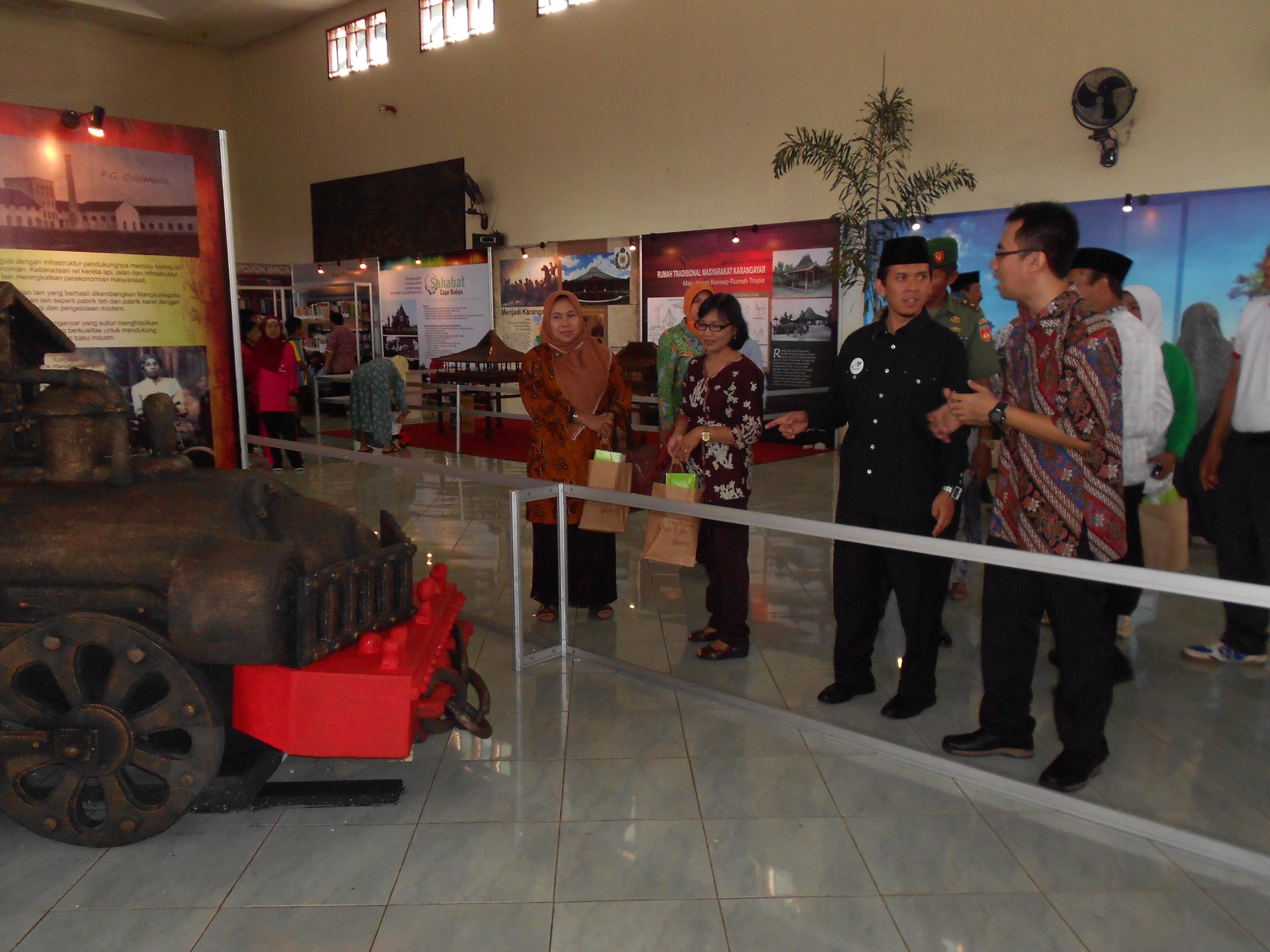 Bpcb Jateng Pameran Cagar Budaya Kabupaten Karanganyar Balai Dscn4499 Jpg