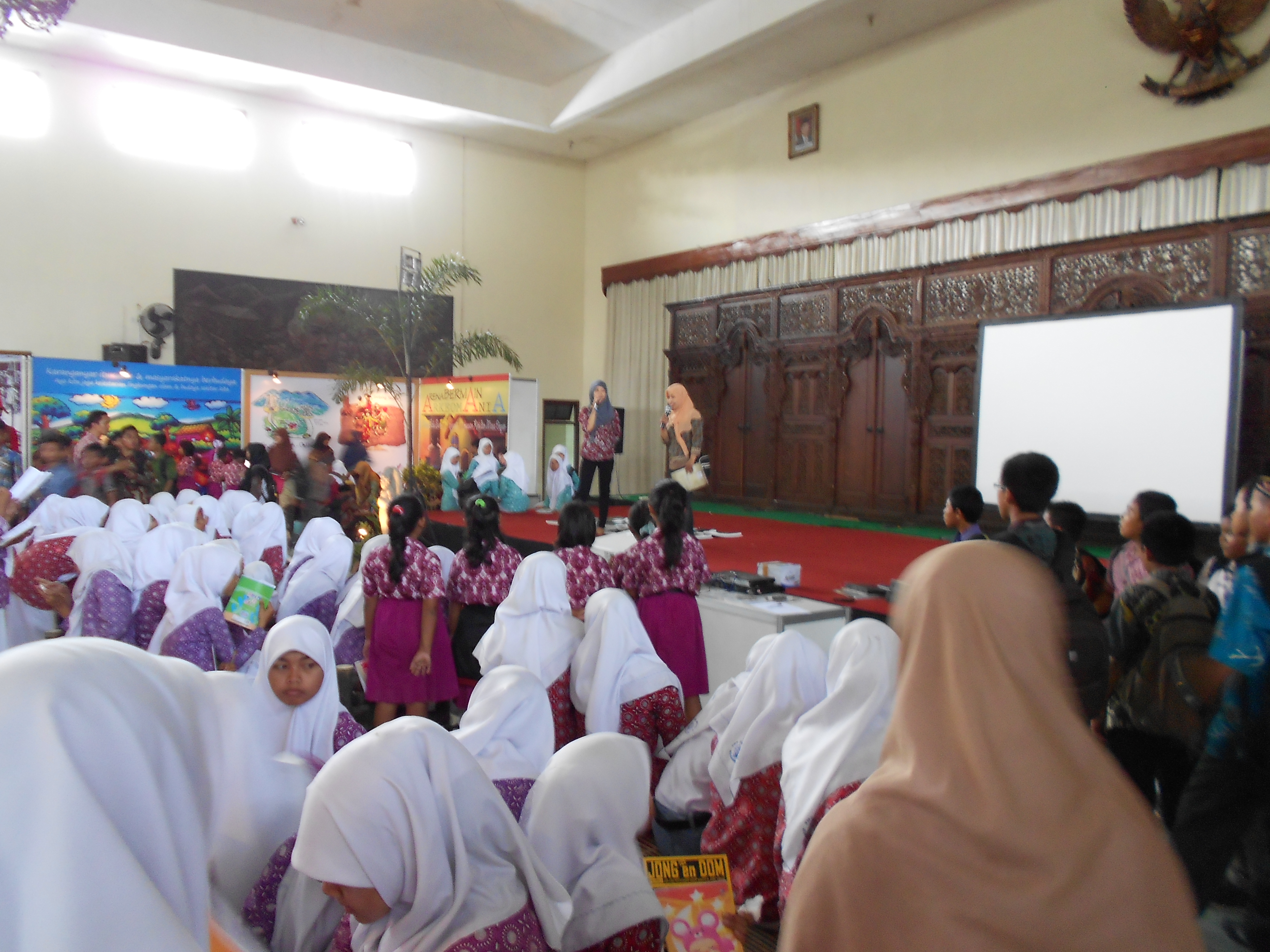 Bpcb Jateng Pameran Cagar Budaya Kabupaten Karanganyar Balai Dscn4629 Watu