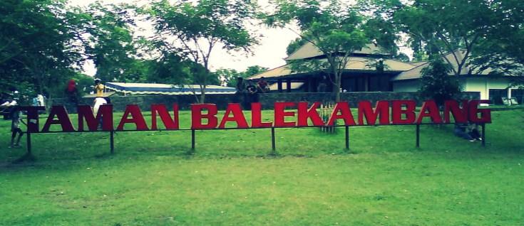 Daftar Objek Tempat Wisata Terindah Karanganyar Jawa Tengah Taman Balekambang