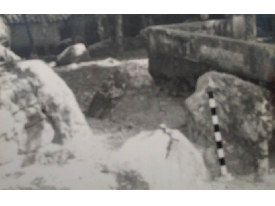 Situs Plosorejo Salah Satu Penemuan Watu Kandang Matesih Balai Berupa