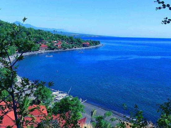 10 Closest Hotels Jemeluk Beach Amed Tripadvisor Find Pantai Kab