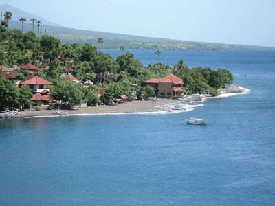 10 Gambar Pantai Amed Beach Bali Karangasem Snorkeling Biaya Warung
