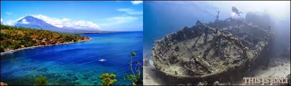 10 Pantai Terindah Wajib Dikunjungi Ketika Berwisata Bali Amed Tulamben