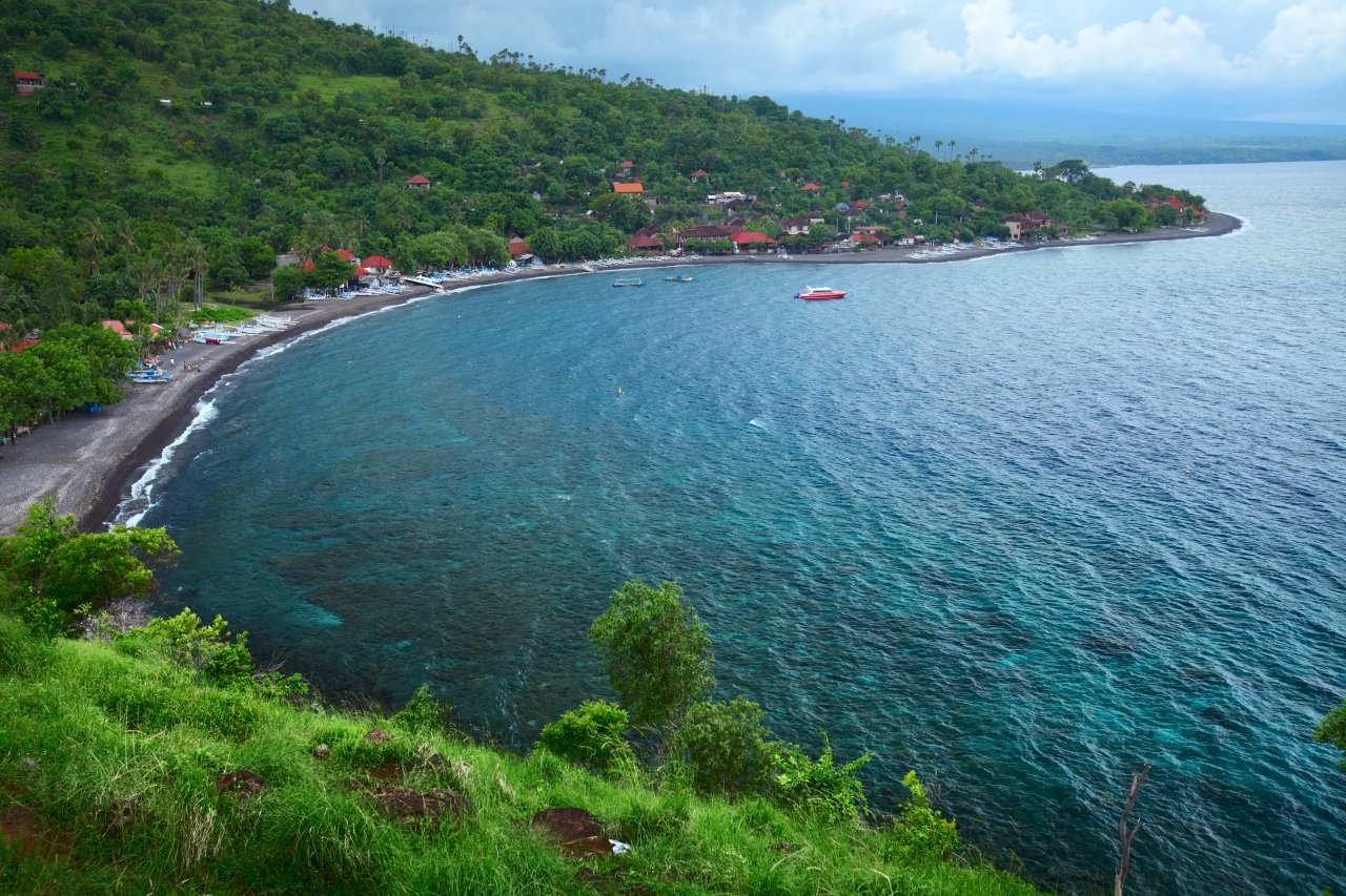 Amed Bali Driver Tour Pantai Kab Karangasem