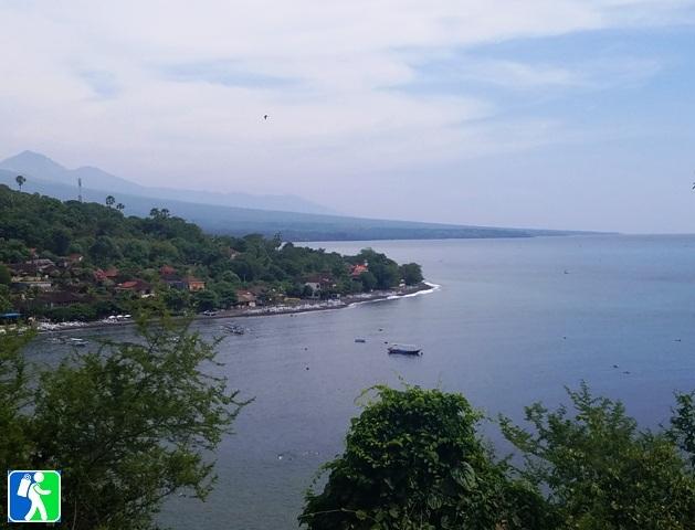 Amed Beach Pantai Snorkeling Diving Sunrise Bali Backpacker 1 Kab