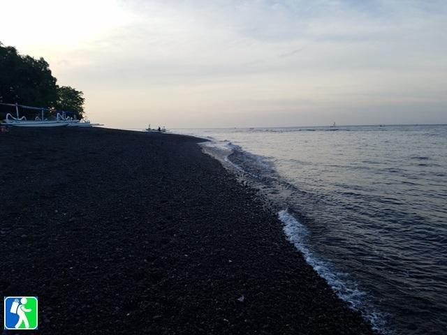 Amed Beach Pantai Snorkeling Diving Sunrise Bali Backpacker 2 Kab