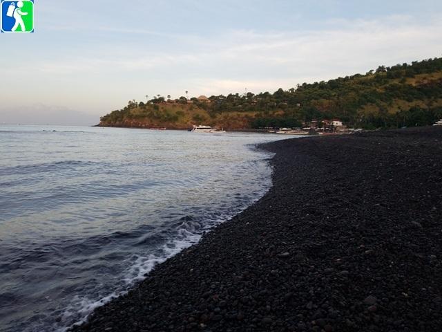 Amed Beach Pantai Snorkeling Diving Sunrise Bali Backpacker 3 Kab