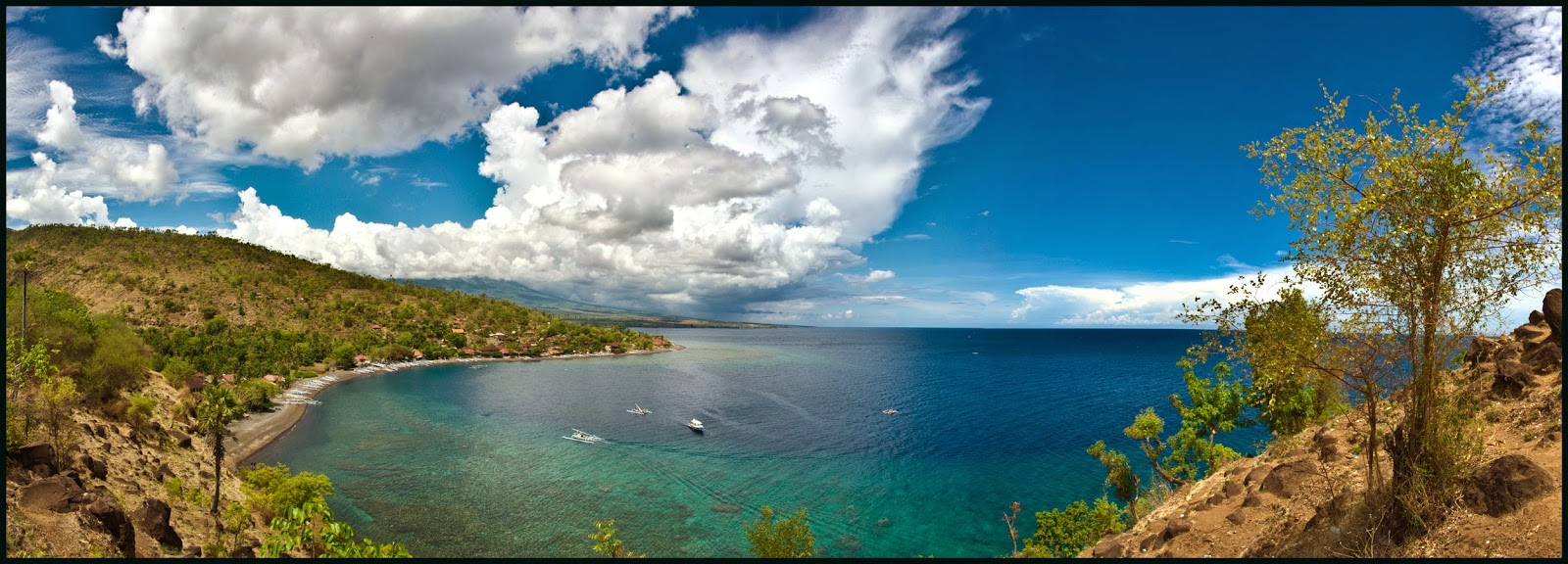 Bali Media Info Pesona Pantai Amed Karangasem Hobi Diving Menyelam