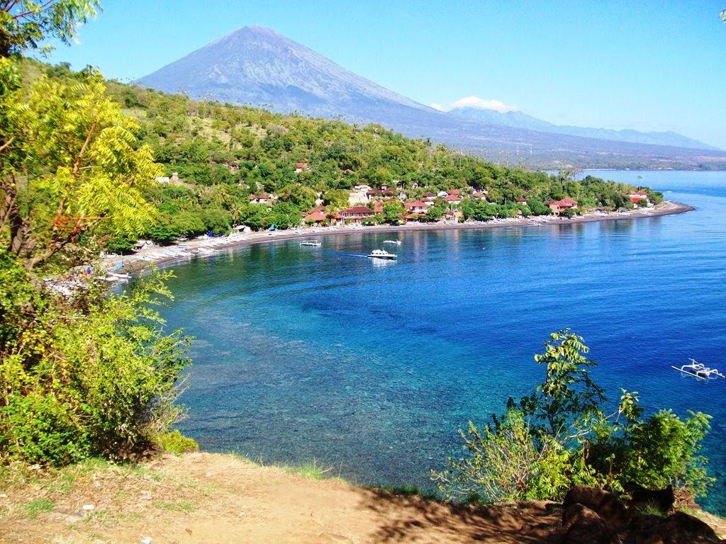 Bali Media Info Pesona Pantai Amed Karangasem Top View Beach
