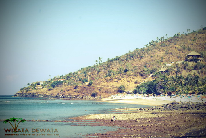 Bali Wisata Dewata Pantai Lean Amed Kab Karangasem