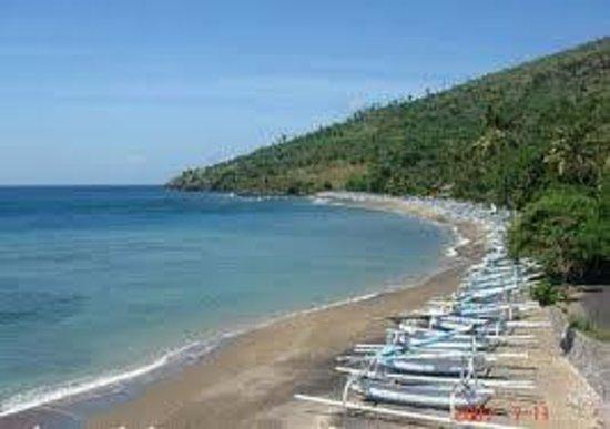 Easy Snorkeling Lipah Beach Amed Bali Review Karangasem Indonesia Tripadvisor