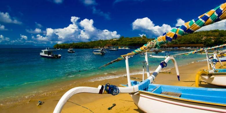 Inilah Tujuh Pantai Terindah Bali Kompas Padangbai Kabupaten Karangasem Barry