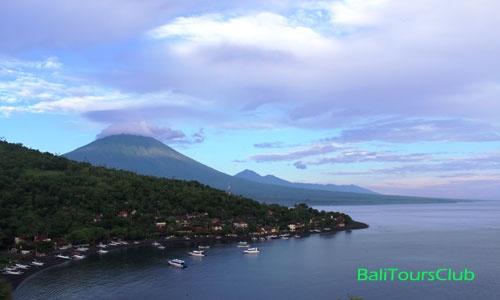 Objek Wisata Amed Karangasem Bali Keindahan Teluk Pantai Kab
