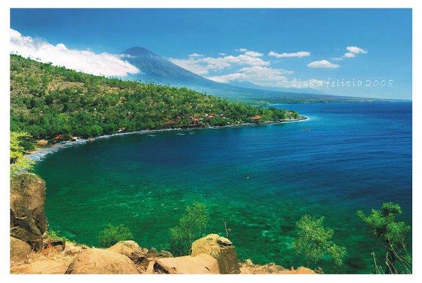 Pantai Amed Harmony Bali Kab Karangasem