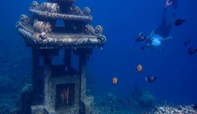 Pantai Amed Karangasem Bali Myblog Visit Place Kab