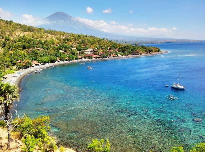 Pantai Amed Karangasem Bali Yukmelaliyuk Tours Travel Bahkan Buming Bumingnya