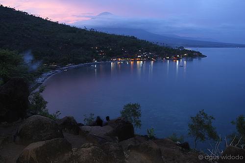 Pantai Amed Pesona Bali Karangasem Kab