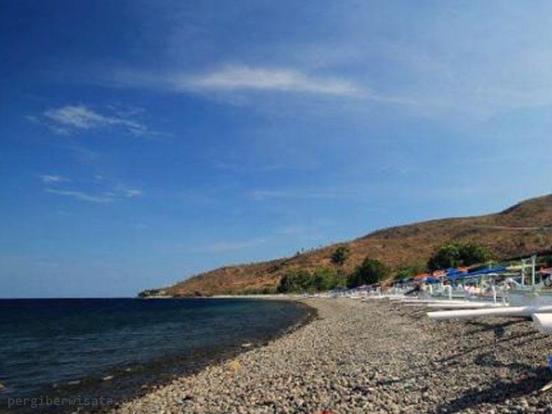 Pantai Amed Surga Bagi Penyelam Pesona Kab Karangasem