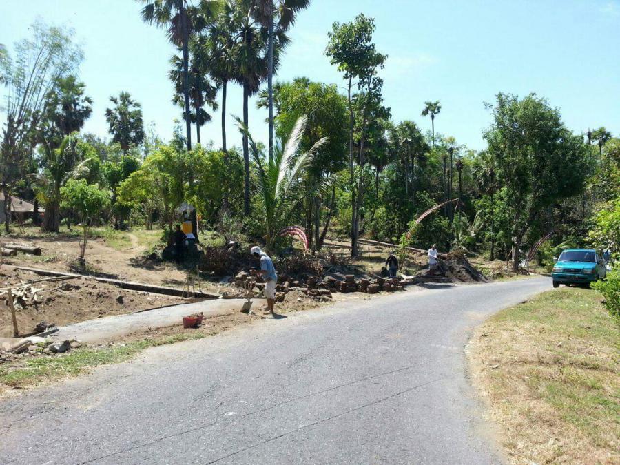 Tanah Dijual Kavling Murah Karangasem Bali Dekat Pantai Amed Rumah