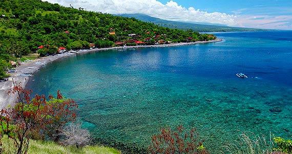 Tempat Menyelam Terbaik Bali Pantai Amed Wisata Indonesia Kab Karangasem