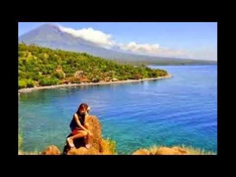 Tempat Wisata Pantai Amed Karangasem Bali Youtube Kab