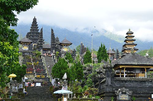 Besakih Temple Tour Itinerary Mother Trip Bali Excursion Full Day