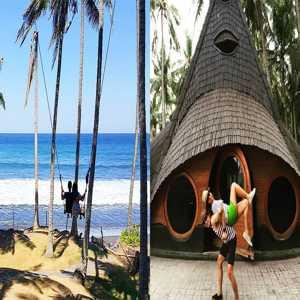 99 Tempat Wisata Karangasem Bali Terbaru Menarik Rumah Coklat Pohon
