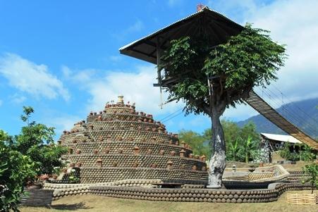 Rumah Pohon Batudawa Objek Wisata Karangasem Kab