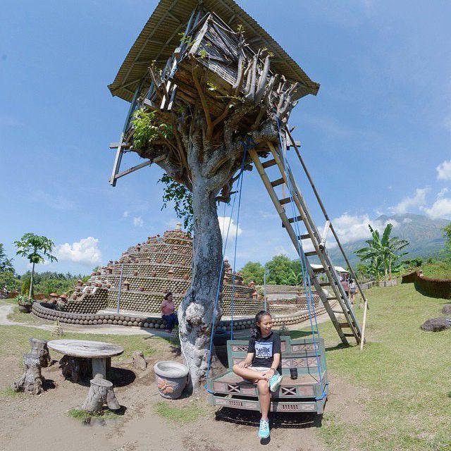 Rumah Pohon Desa Batu Dawa Tulamben Karangasem Address Kec Kubu