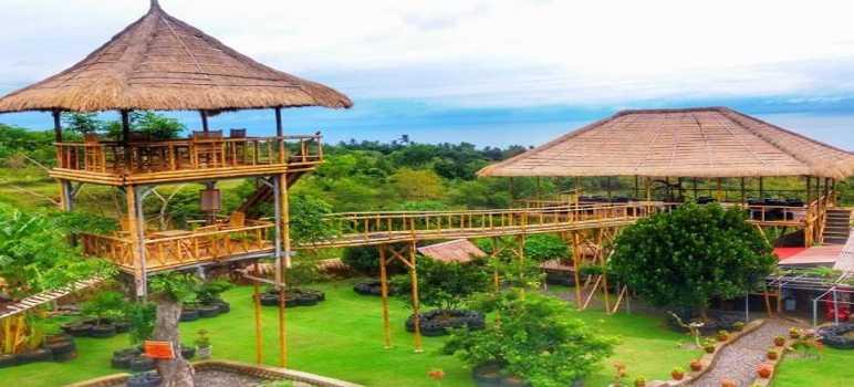 Rumah Pohon Karangasem Bali Harga Tiket Masuk Alamat Fasilitas Kab